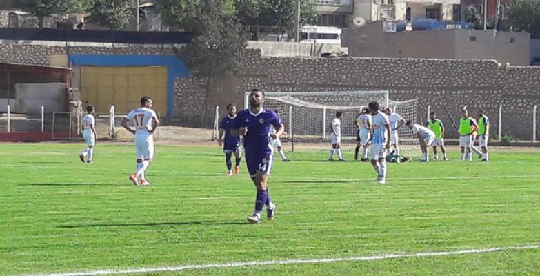 Şanlıurfaspor 5-3 Pazarspor