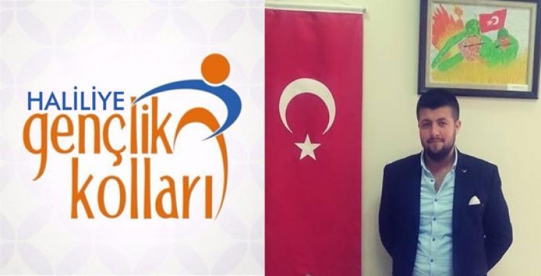 Derman AK Parti Haliliye İlçe Gençlik Kolları Başkanlığına aday