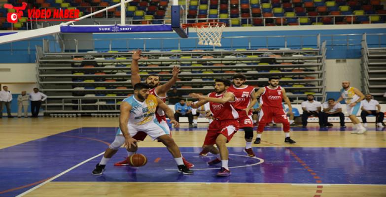 Haliliye Belediye Spor Basketbol Takımı, 2'de 2 Yaptı