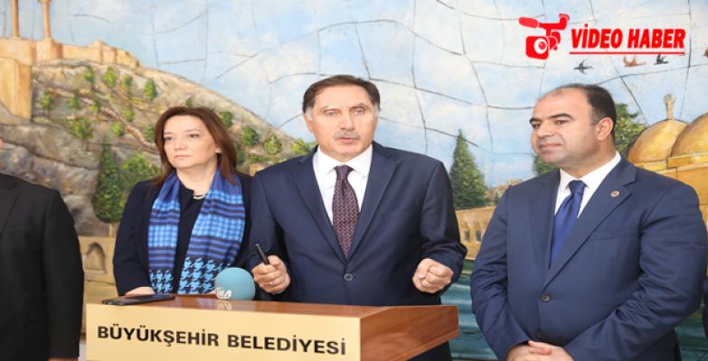 Ombudsman Malkoç'tan Büyükşehir Belediyesine Ziyaret