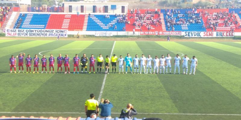Silivrispor 0-2 Şanlıurfaspor