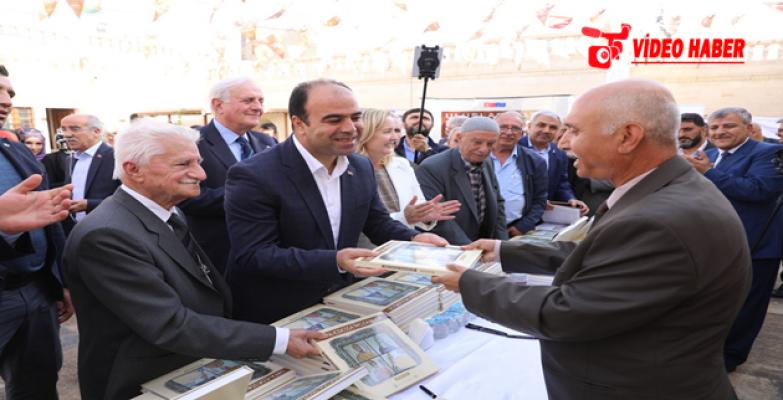 Büyükşehir Belediyesinden Urfa-Edessa Mozaikleri Kitabı