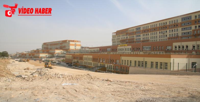 Eyyübiye'deki Eğitim Kampüsü Büyükşehir İle Yoluna Kavuşuyor