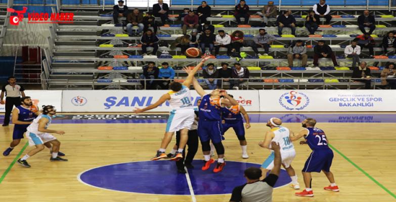 Haliliye Basketbol Takımı, 5'te 5 Yaptı