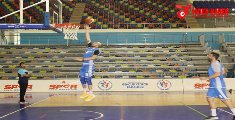Haliliye Belediye Spor Basketbol Takımı İzmir Yolcusu