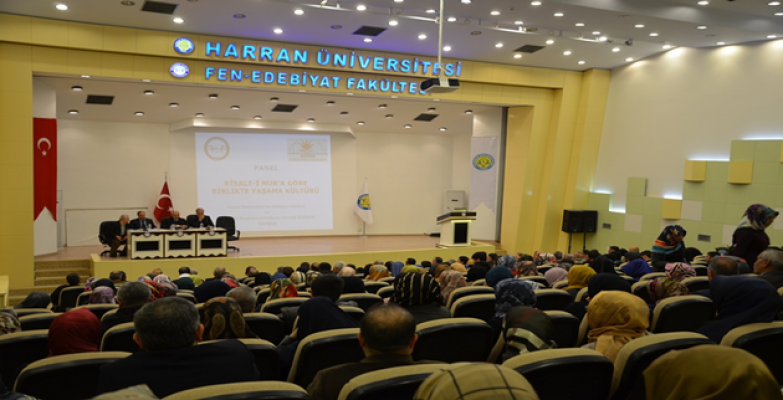 HRÜ'de 'Birlikte Yaşama Kültürü' Paneli