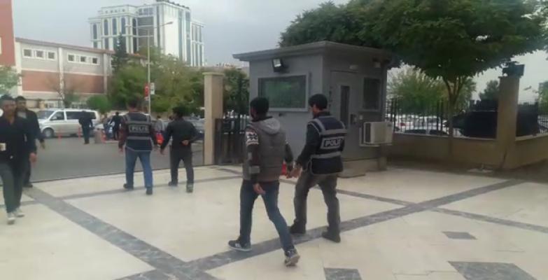 Maskeli Ve Tüfekli Hırsızın suç ortakları yakalandı