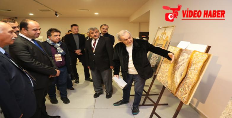 Mozaik Yarışmasında Dereceye Giren Eserler Belirlendi