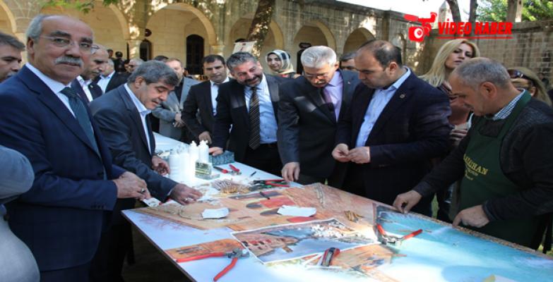Şanlıurfa Mozaikleri Dünyaya Tanıtılıyor