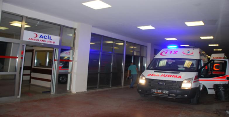 Urfa'da kaza , 1 ölü
