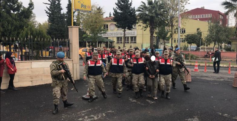 Urfa'da terör operasyonu, 5 tutuklama