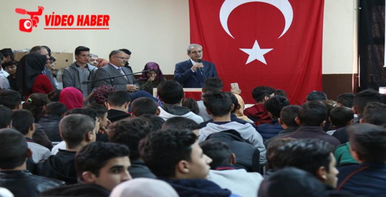 Başkan Demirkol Öğrencilerle Bir Araya Geldi