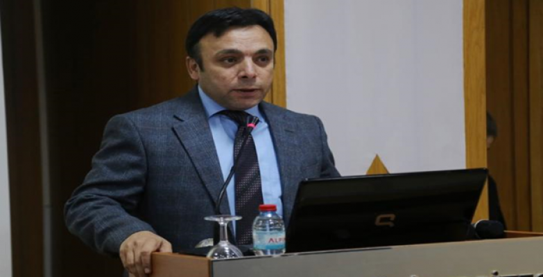 Durgut Şanlıurfa İl Sağlık Müdürü Oldu