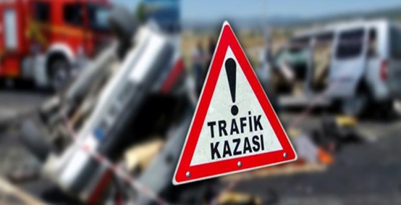 Gaziantep-Nizip Karayolunda Kaza: 5 Ölü, 3 Yaralı