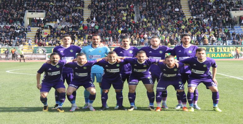 Gümüşhanespo 1-0  Sanlıurfaspor