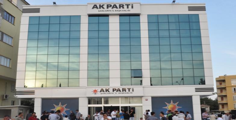 Şanlıurfa AK Parti İlçe Kongreleri Tarihi Belli Oldu