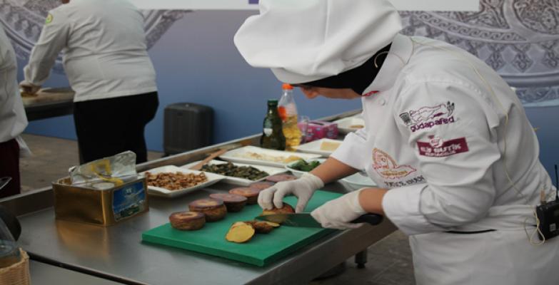 Şanlıurfa Uluslararası Mutfak Atölyesi Başladı.