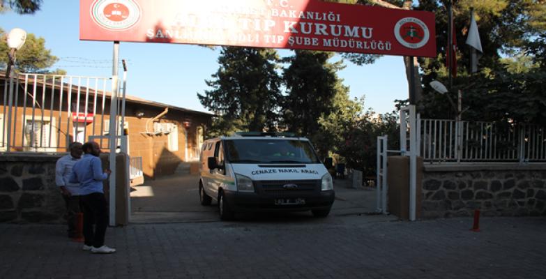 Urfa'da kaza, 1 ölü, 1 yaralı