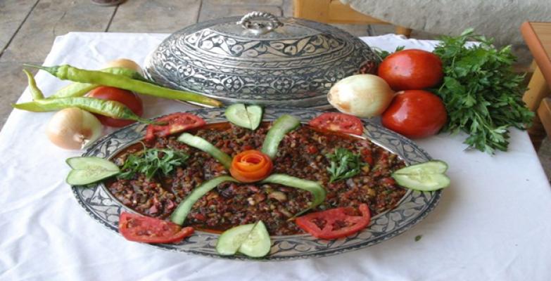 Urfa Mutfak Kültürü Dünya'ya Tanıtılıyor