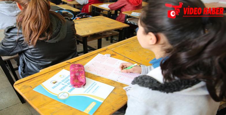 Başkan Demirkol: 7 Bin 8'inci Sınıf Öğrencisine Deneme Sınavı Düzenledik