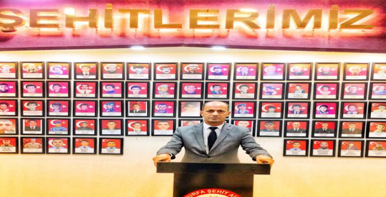 Başkan Mehmet Yavuz'dan Gazeteciler Günü Mesajı.