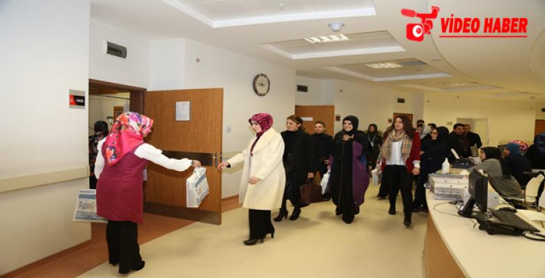 Eyyübiye Belediyesinden Yeni Doğan Bebeklere 'Hoşgeldin Bebek Seti'