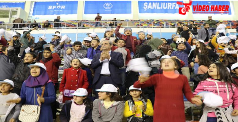 Haliliye Belediye Spor'da Çifte Galibiyet