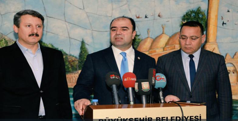 Mehmet Şimşek Urfa'ya Geliyor
