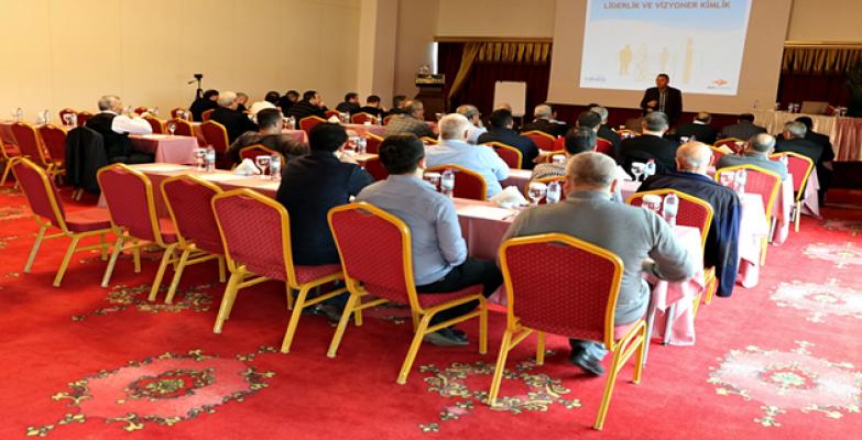 ŞUTSO Meclis Üyeleri'nin Eğitim Programı Sona Erdi
