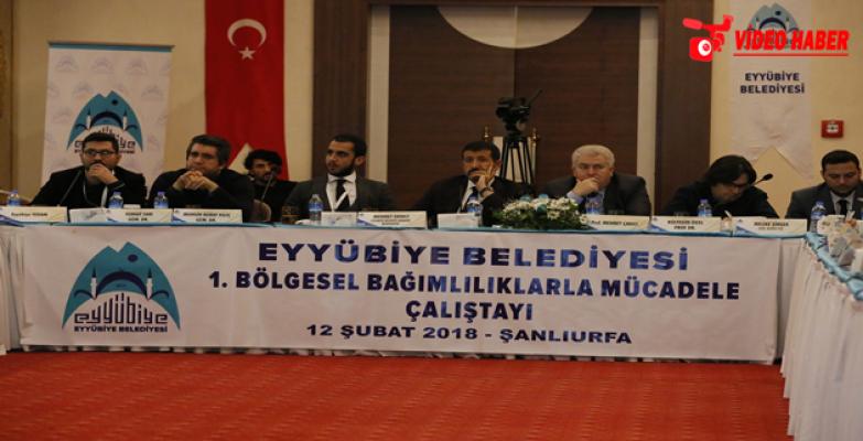 Eyyübiye Belediyesi Madde Bağımlılığıyla Mücadele Çalıştayı Düzenledi
