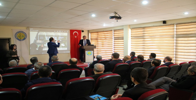 Harran Üniversitesi Birecik'e Eğitim Kampüsü Kuracak