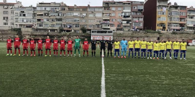 Karagümrük 2-0 Şanlıurfaspor
