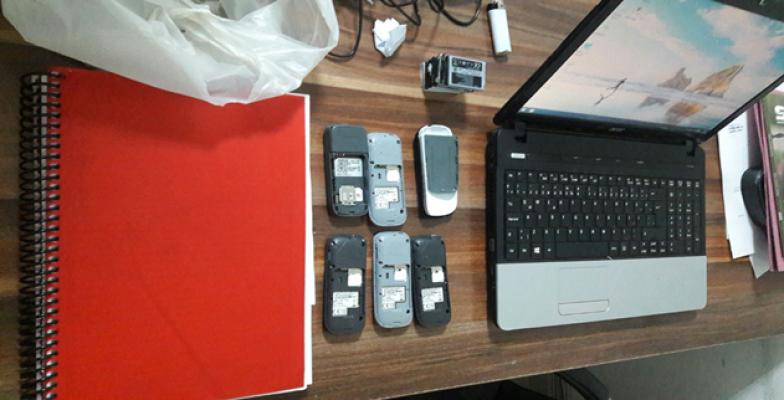Şanlıurfa'da Dolandırıcılık Operasyonu, 13 Tutuklama