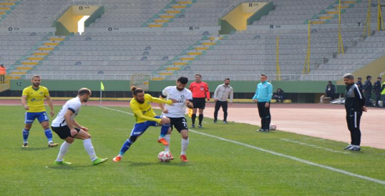 Şanlıurfaspor 2-1 Altayspor