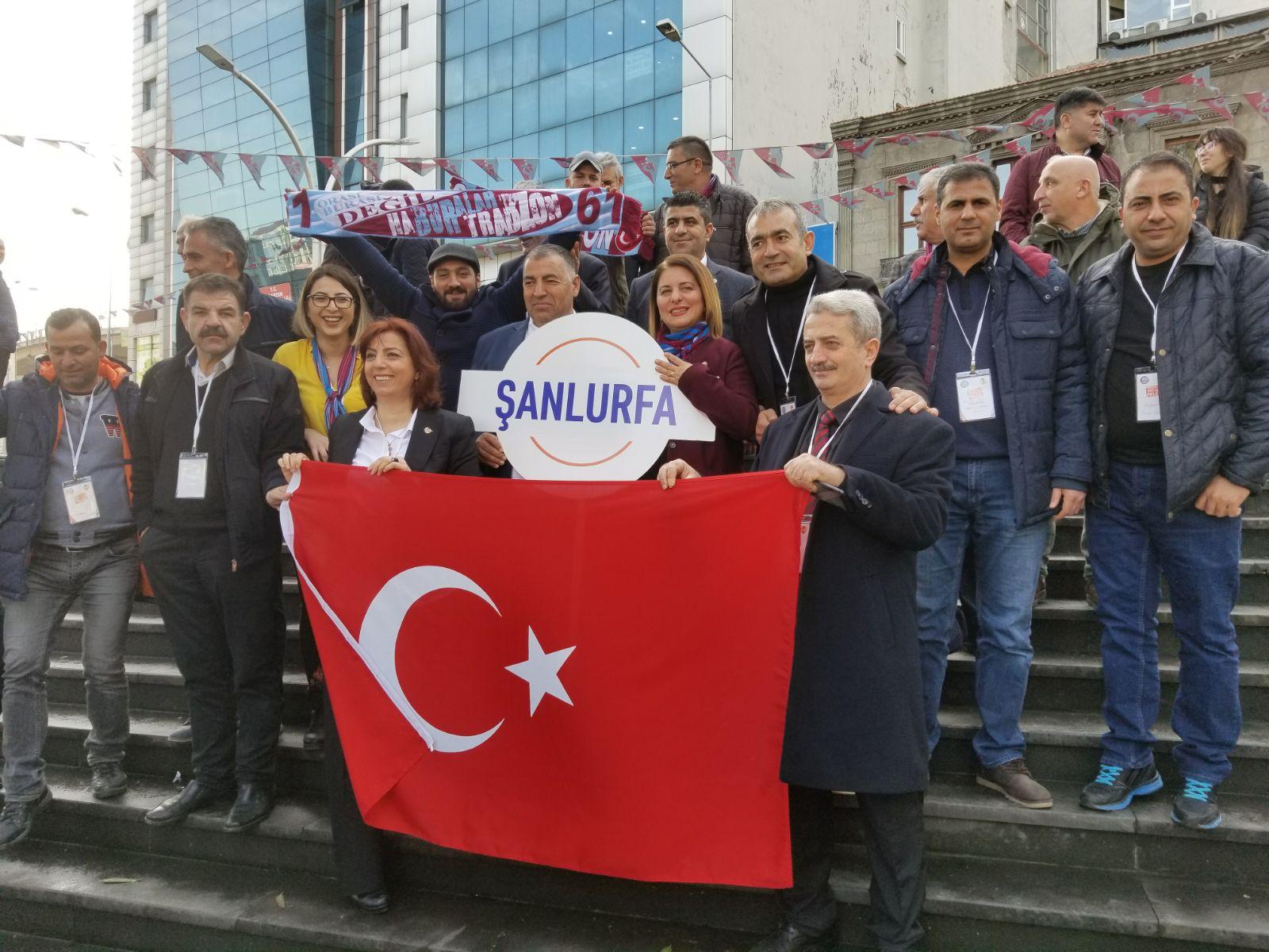 Trabzon ile Güneydoğu Gazetecilerin Kardeşliği