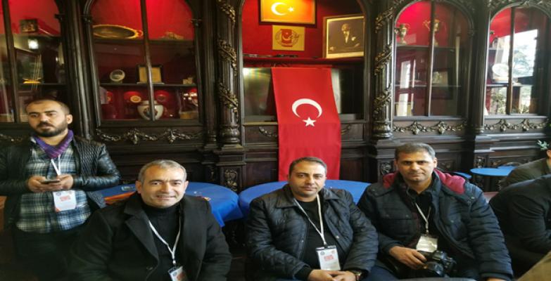 Urfalı Gazeteciler Karadeniz Turu Yaptı