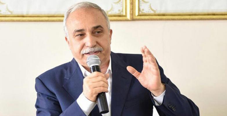 """Bakan Fakıbaba: """"Çiğköfte En Güzel Yapanındır"""""""