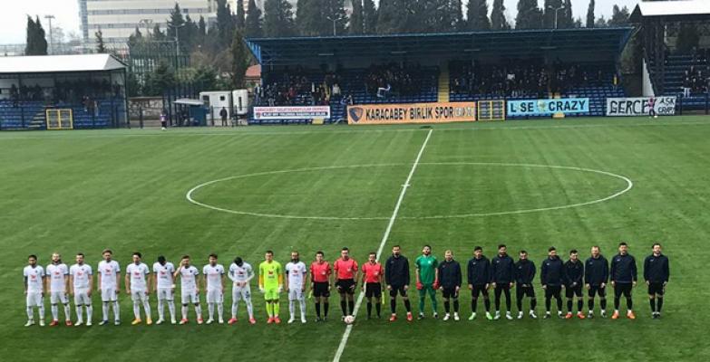 Birlikspor 1-1 Karaköprü