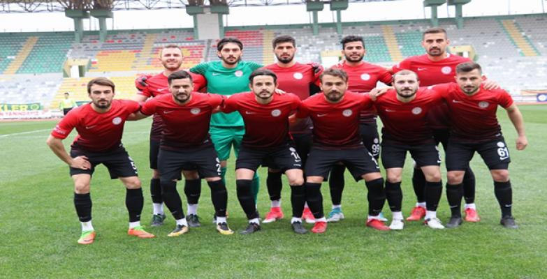 Karaköprü Cizre'yi 2-1 yendi
