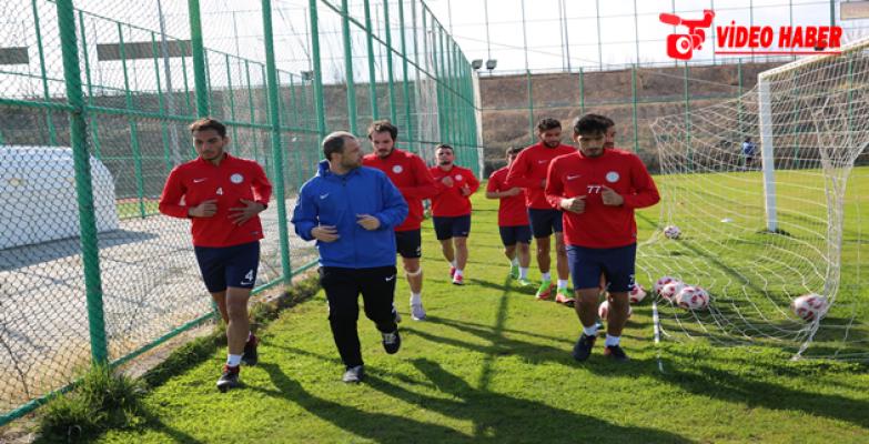 Karaköprü, Düzyurtspor maçında alınan mağlubiyeti telafi etmek istiyor