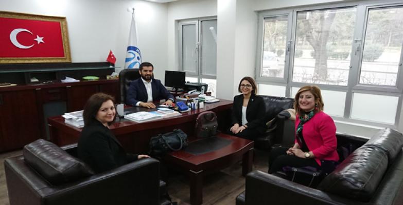 Medya-İŞ Kadın Kolları Başkan Yardımcılığına Gülizar Gülebak Getirildi
