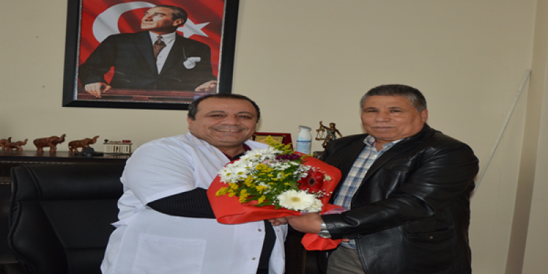 Mehmet Yıldırım'dan Ziyaret