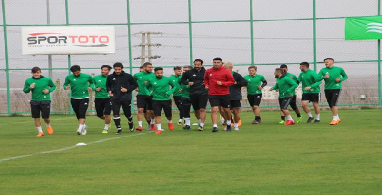 Şanlıurfaspor,ligin 29. Haftasında deplasmanda Bugsaşspor ile karşılaşacak