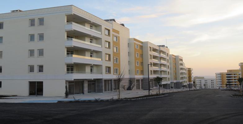 TOKİ 14 yılda Şanlıurfa'ya 2,87 milyon TL'lik yatırım yaptı.