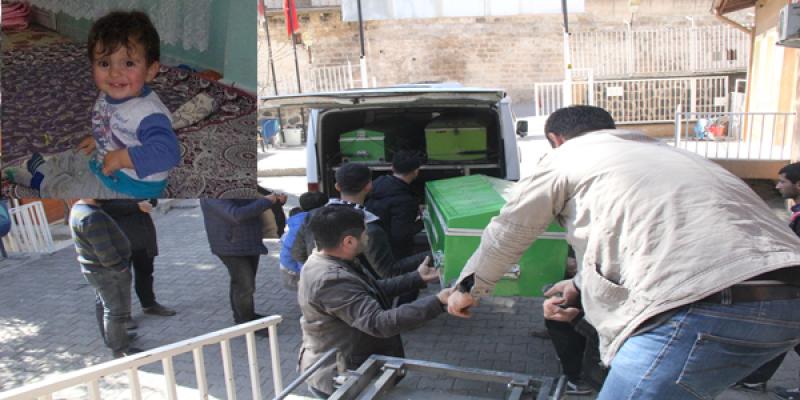 Urfa'da Küçük Çocuğun Talihsiz Ölümü