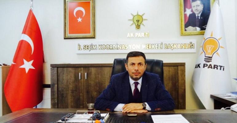 AK Parti Şanlıurfa SKM başkanı Kırıkçı oldu