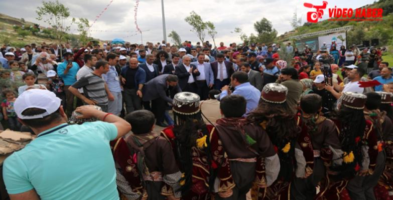 Eyyübiye Belediyesi İlçeye Yeni Bir Park Daha Kazandırdı