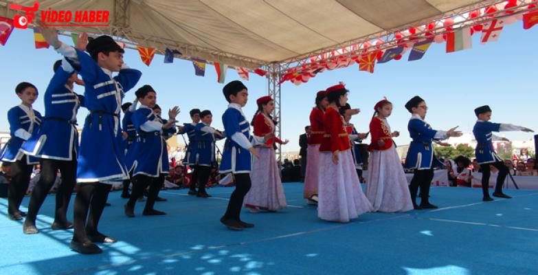 Şanlıurfa'da 23 Nisan Etkinliği