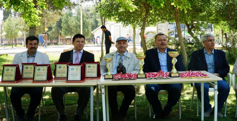 Şanlıurfa Sosyal Bilimler MYO'da Geleneksel Futbol Turnuvası Sona Erdi