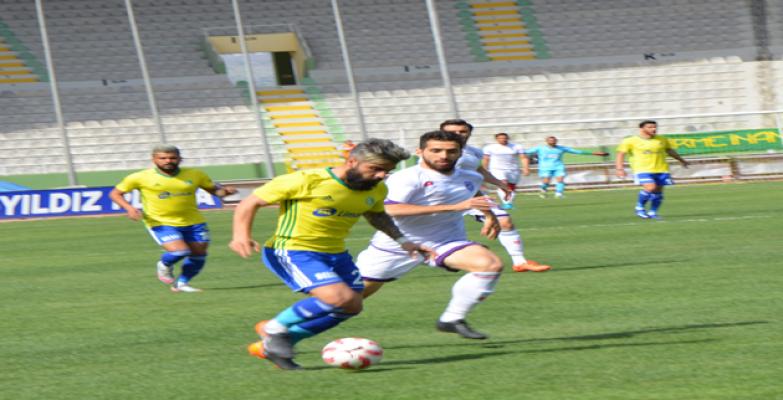 Şanlıurfaspor 2-0 Hacettepe